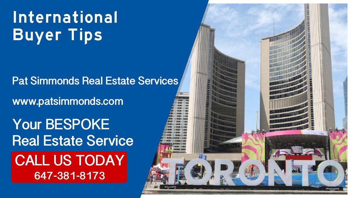 Buying Property Canada Non Citizen